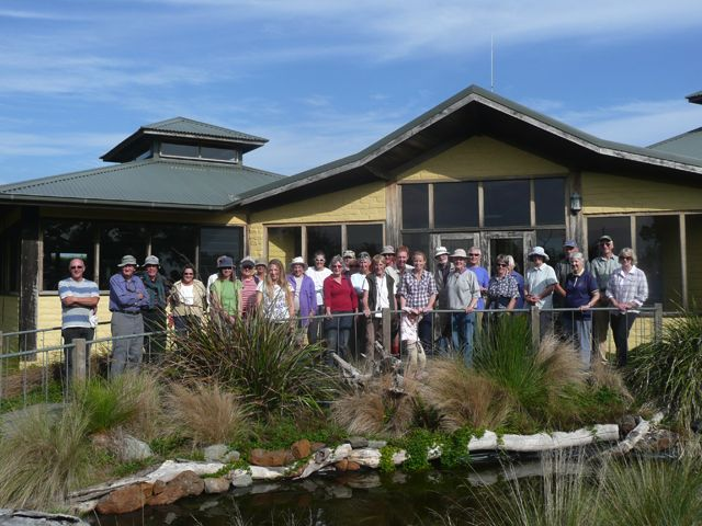 Group at Centre for Conservation Ecology