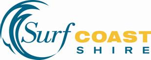 Surf Coast Shire logo